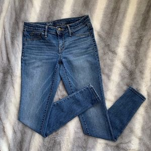 Mid-Rise Jegging Denim